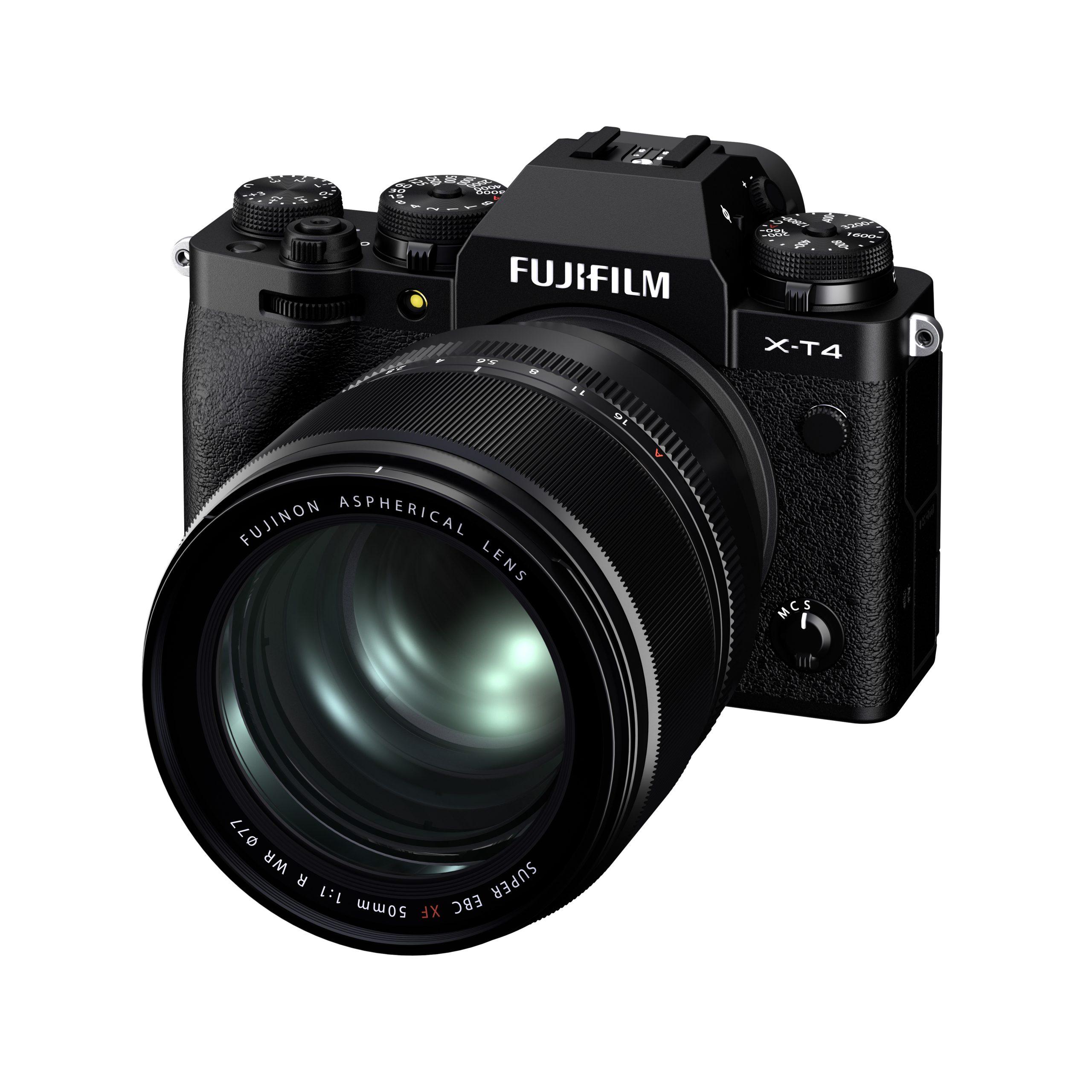 Fujinon XF 50mm F1.0 R WR