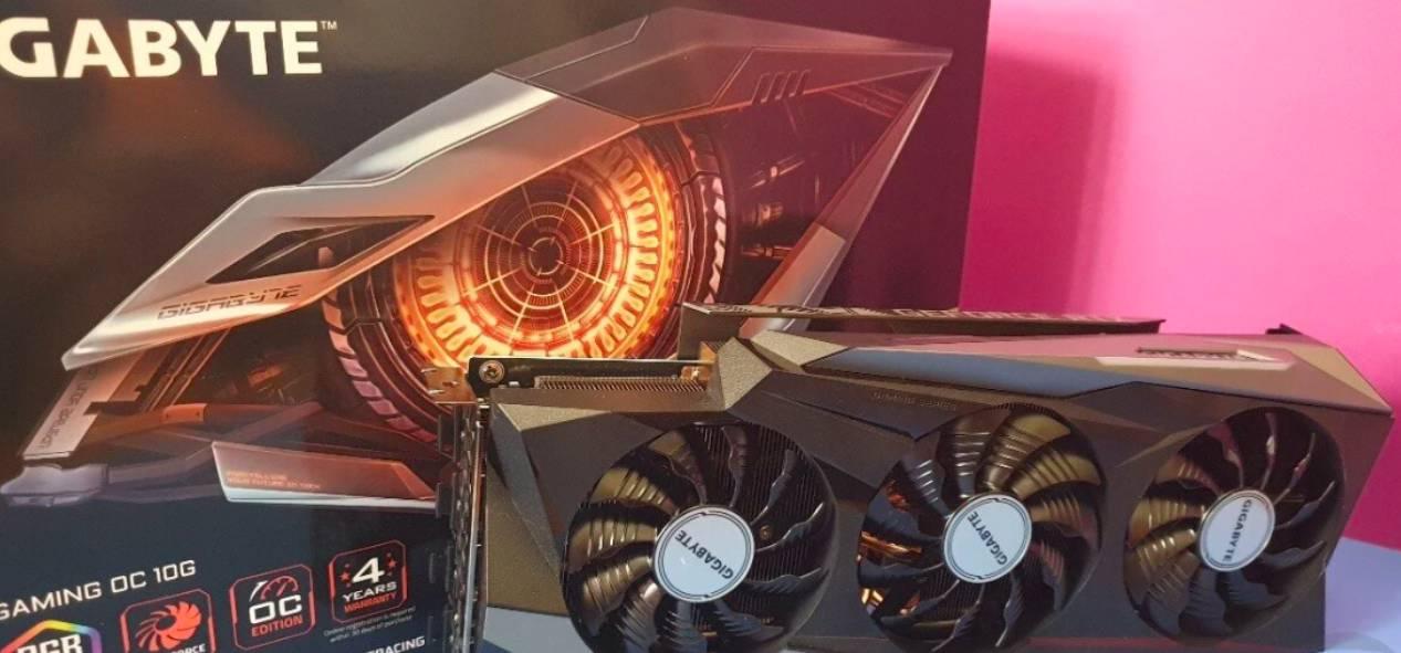 GeForce RTX 3080 Gaming OC 10G