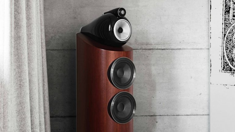Bowers & Wilkins 803 D3 Review