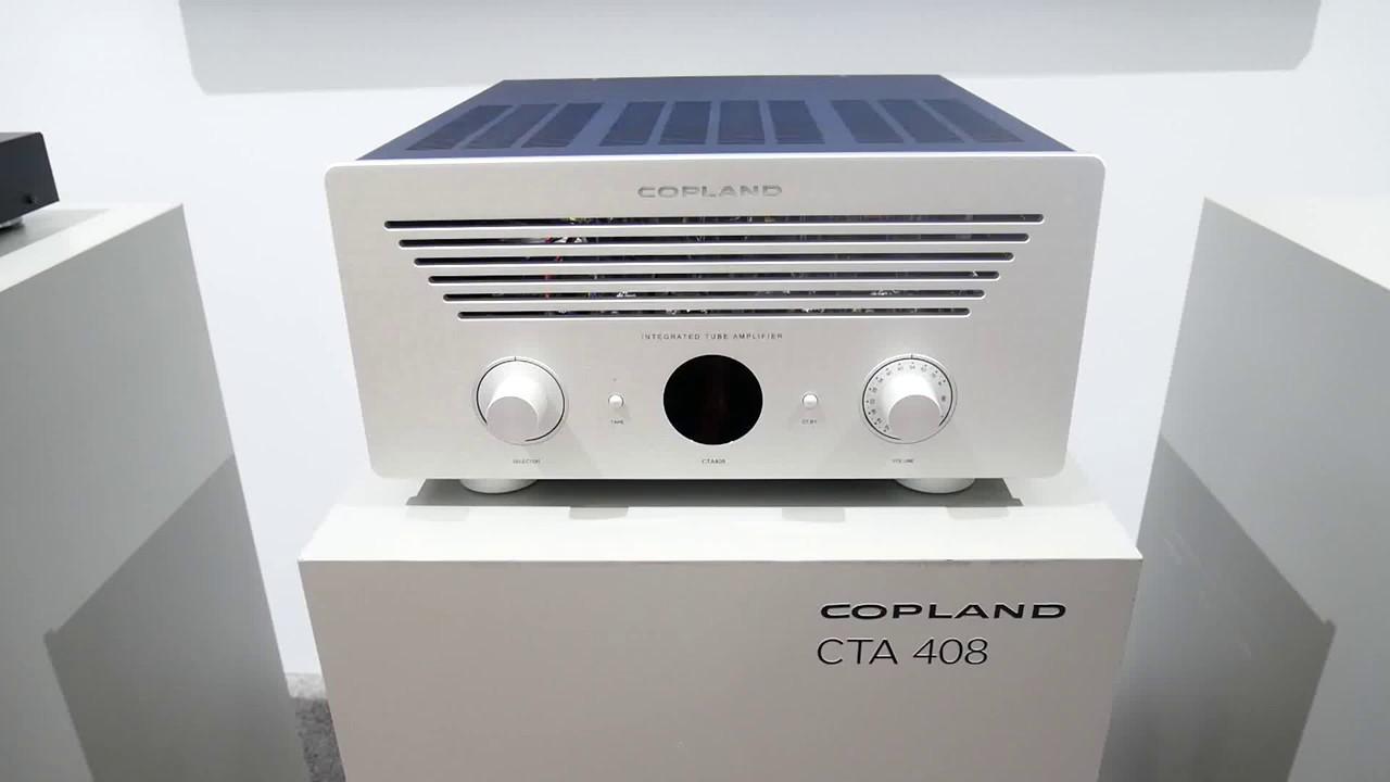 Copland CTA 408 main