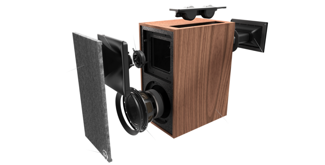Klipsch The Fives spec