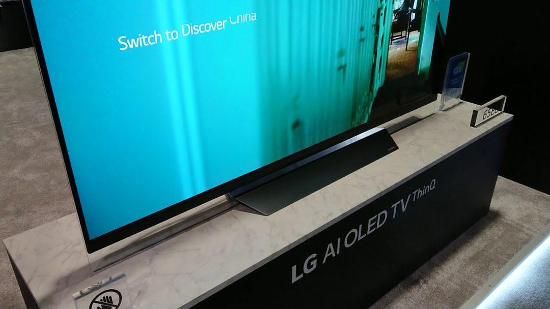 LG OLED65E8P 1