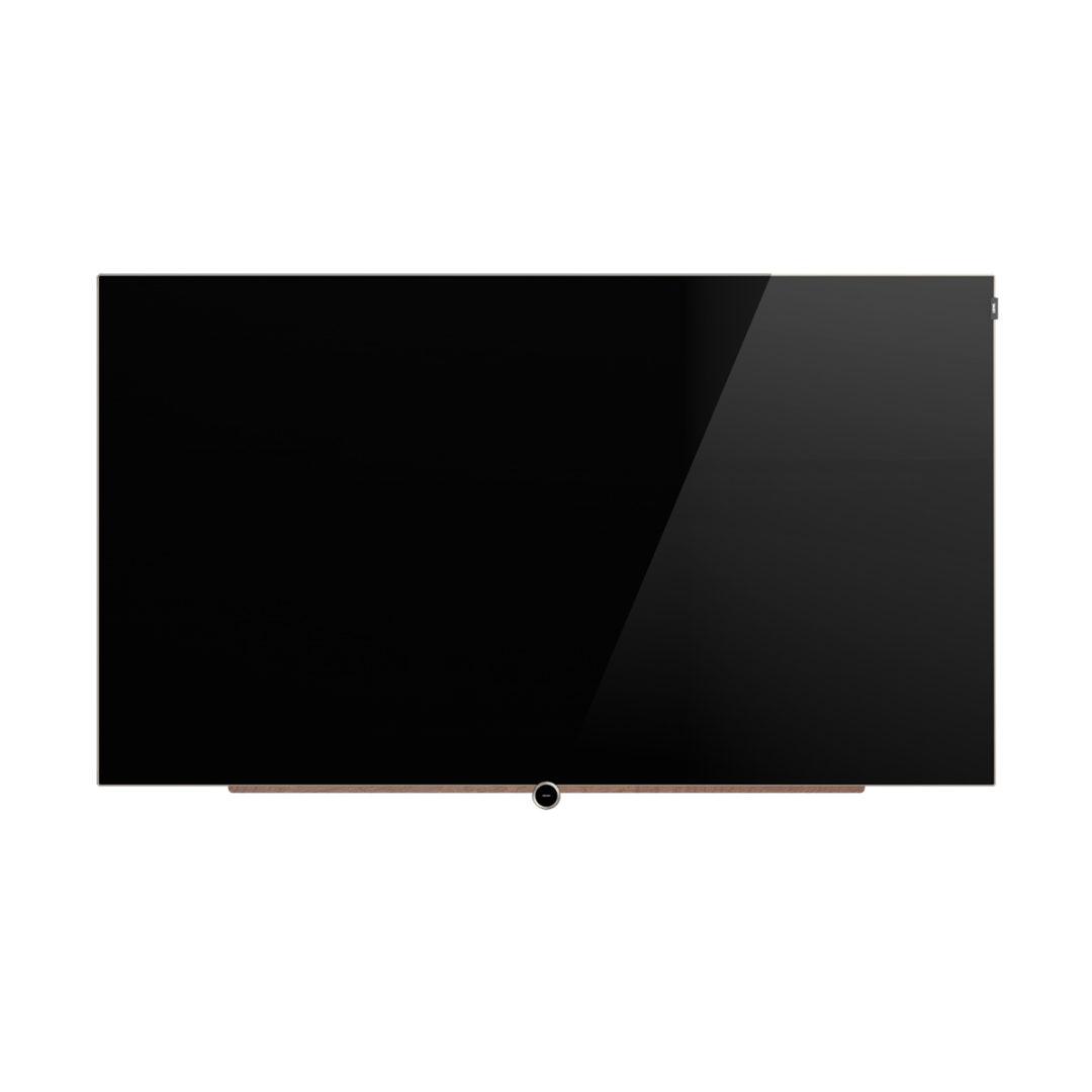 Loewe Bild 5.65 OLED Silver Oak no soundbar
