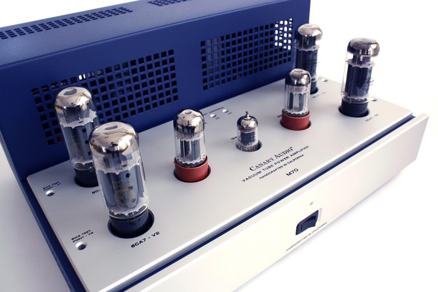 Canary Audio M70