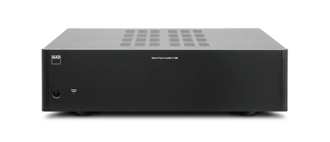 NAD C 298 front