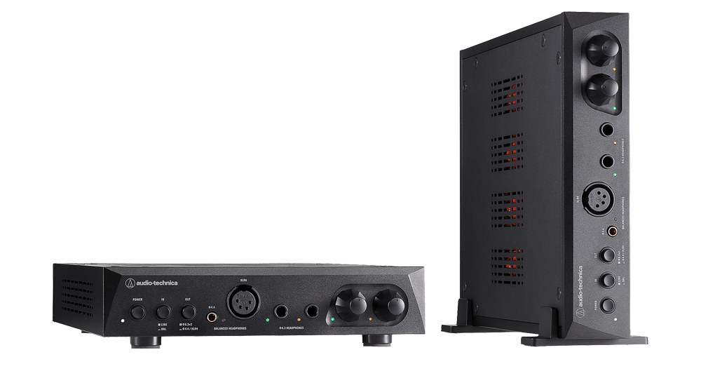 Audio Technica to launch AT BHA100 and DAC100 as a duo