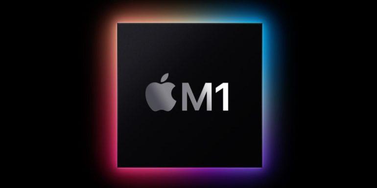 Apple M1 SoC unveiled
