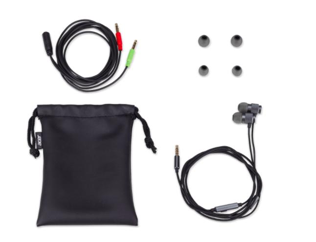 techweekmag Acer E300 TrueHarmony Review • Headphones for music lovers