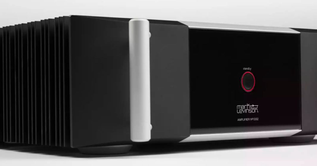 techweekmag Mark Levinson N 5302 Bridgeable Dual Monaural Amplifier.