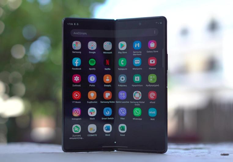 techweekmag Samsung Galaxy Z Fold2 Review