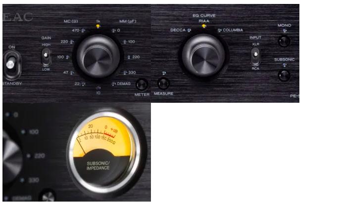 techweekmag Teac PE 505 Fully balanced Phono amplifier 1