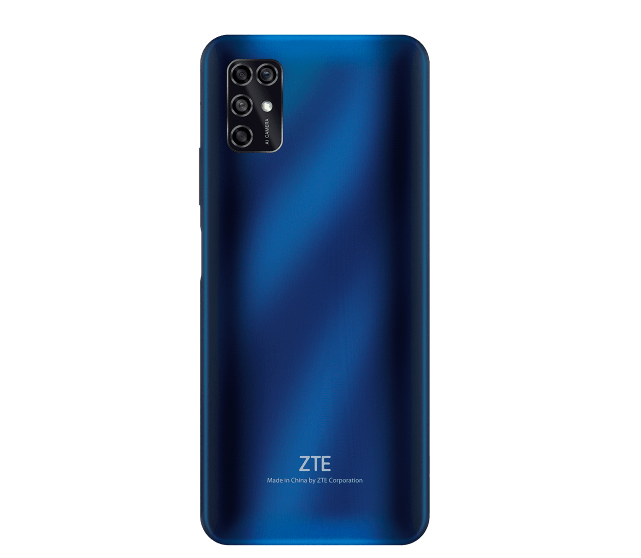 techweekmag ZTE Blade V2020 SMART Affordable and powerful with quad camera and 5000mAh battery 1