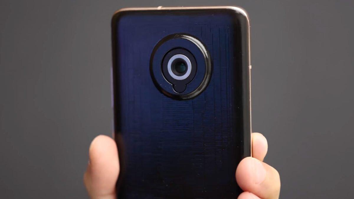 xiaomi telephoto lens phone