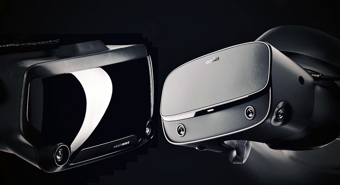 Valve Index VS. Oculus Rift S
