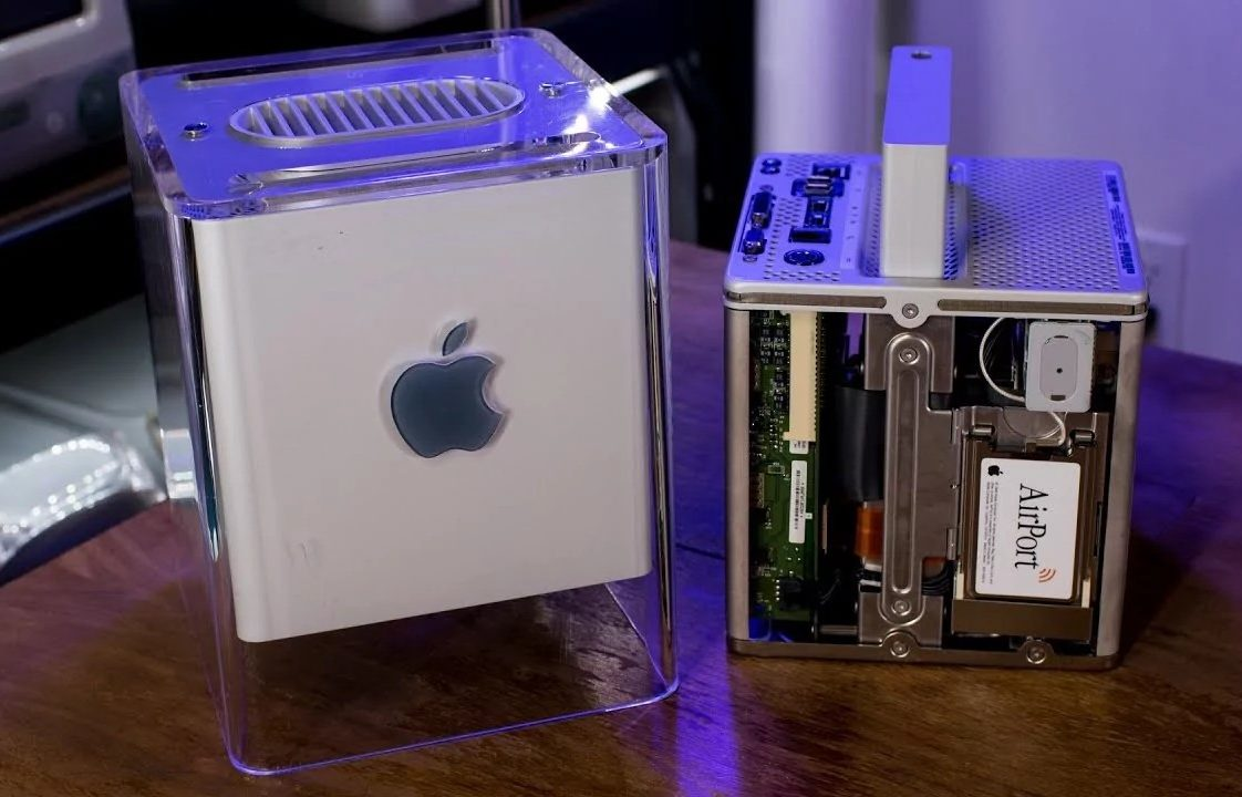 Apple is working on new Mac Pros, one of them will be a cubic Mac G4 Cube style