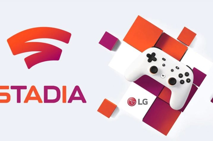 CES 2021 LG Smart TVs Get Access to Google Stadia Gaming Cloud