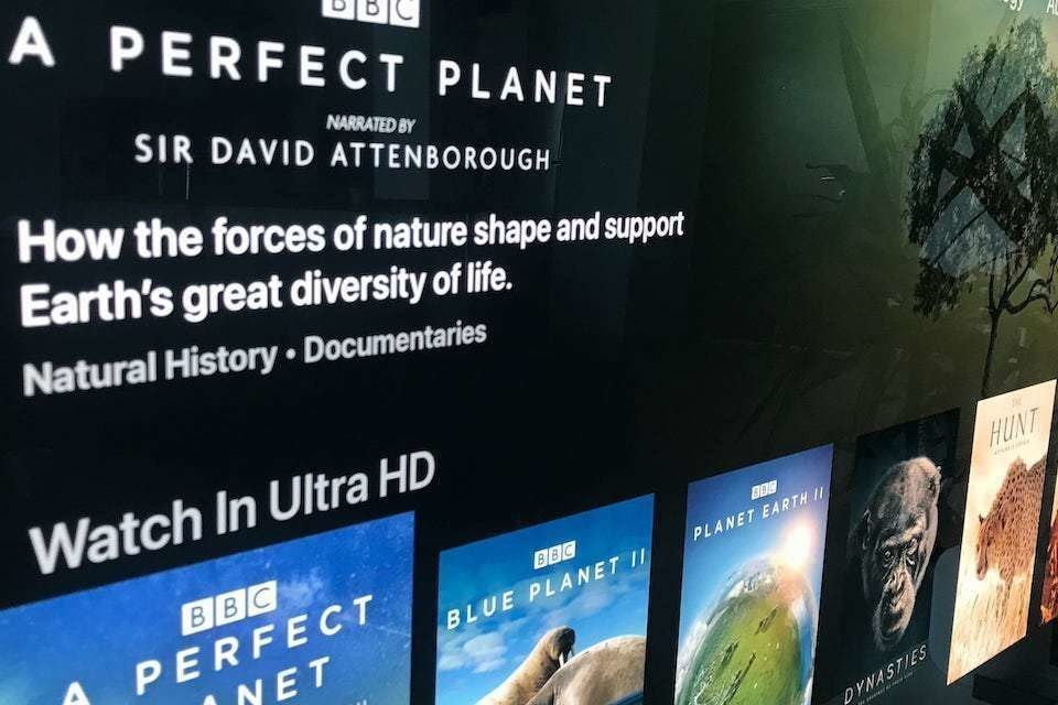 Discovery Launches 4K BBC Movies Section