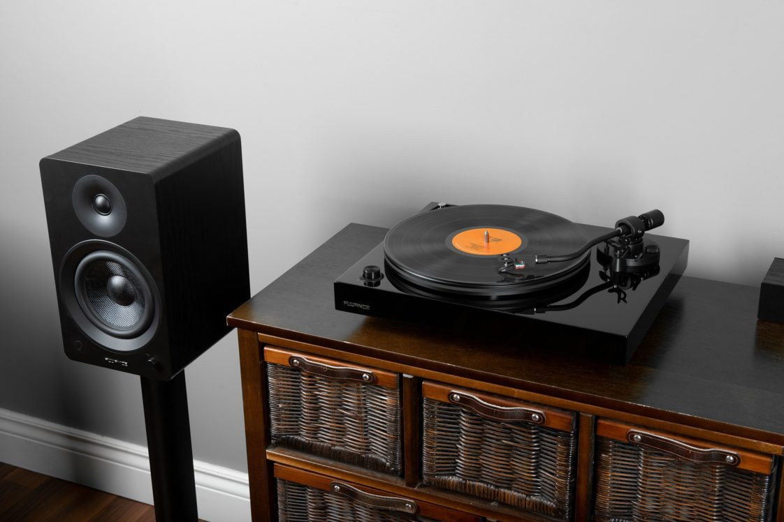 Fluance produces high performance audio products at a great price and the Fluance RT82 turntable is no exception
