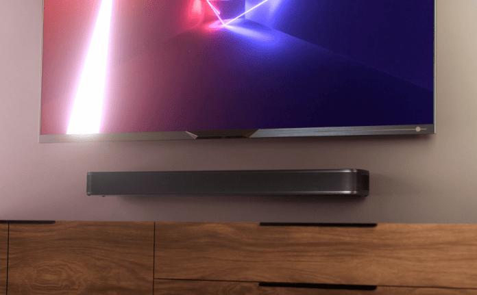 JBL Bar 5.0 Multibeam besprovodnaya zvukovaya panel s obemnym zvukom tsena obzor
