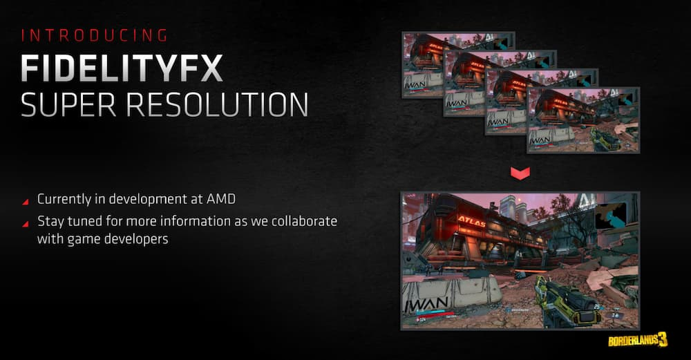4 fidelityfx super resolution