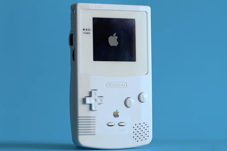 Gameboy Color Apple TV