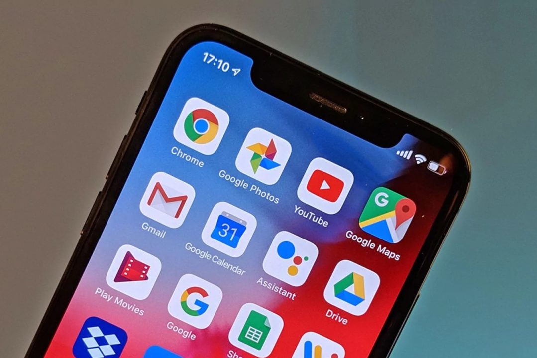 Google started updating iOS apps again 1