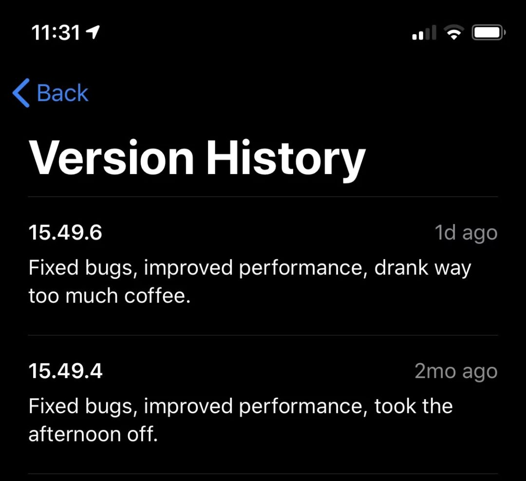 Google started updating iOS apps again