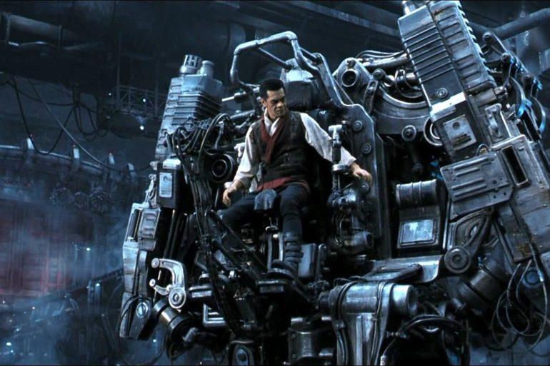 Matrix Revolutions 2003 8