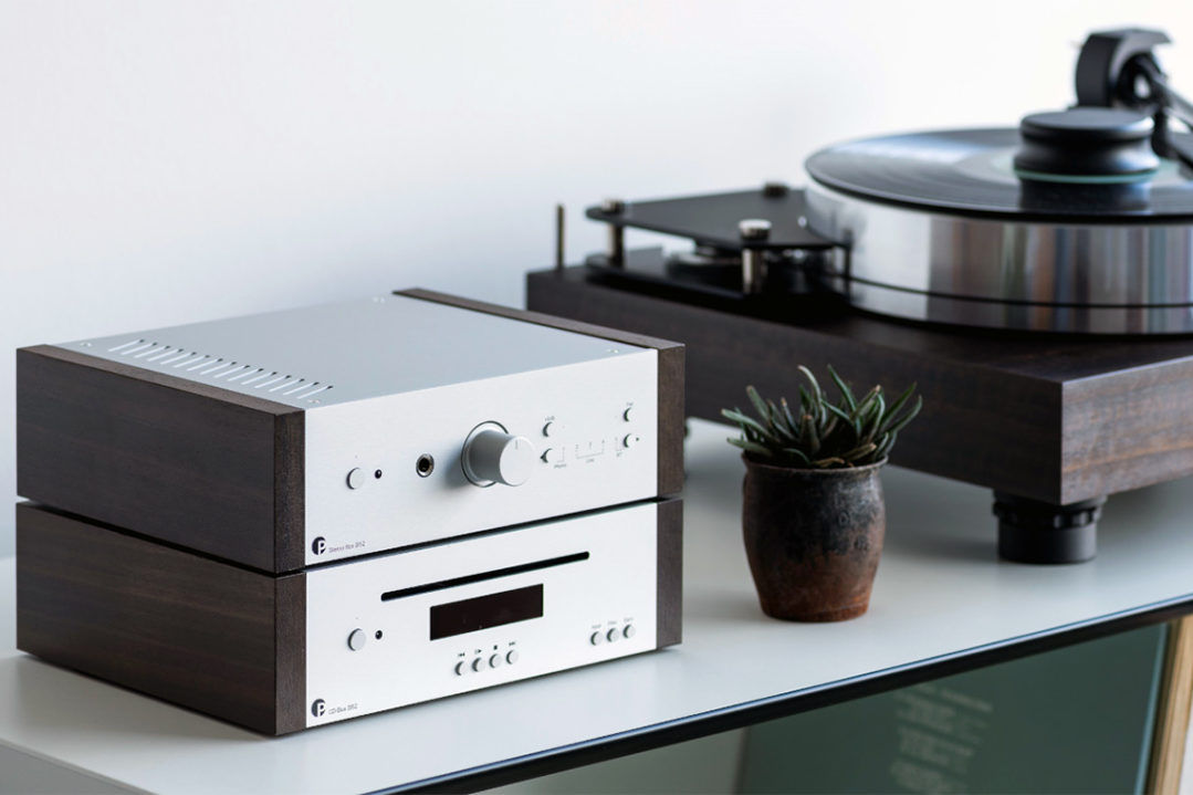 integrated amplifier from austria
