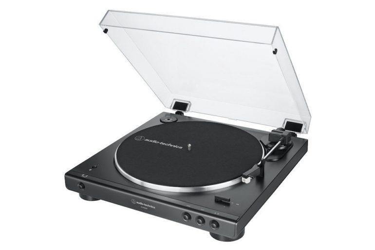 Audio Technica AT LP60XBT USB