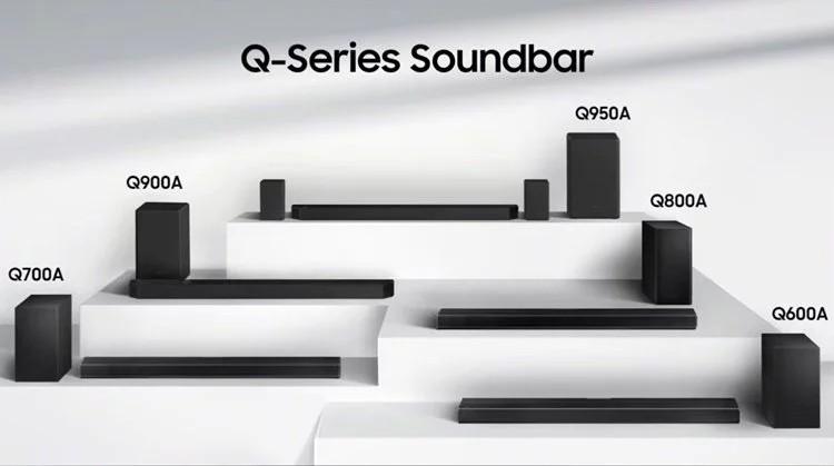 Samsung Q Series Soundbars