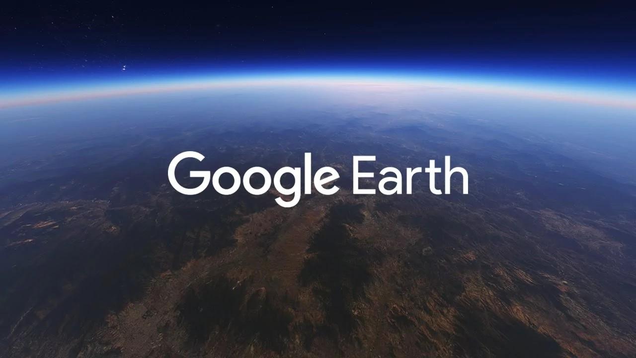 Google Earth Update