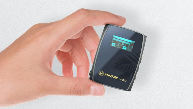 Mirfak audio WE10 hand