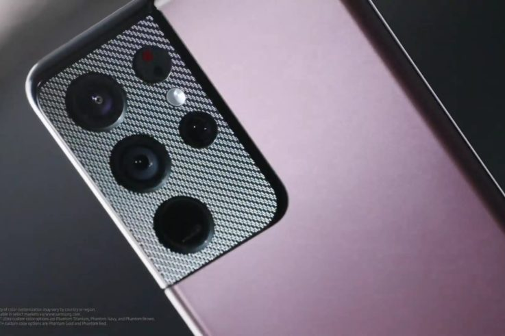 Olympus may partner with Samsung to develop cameras for Galaxy smartphones