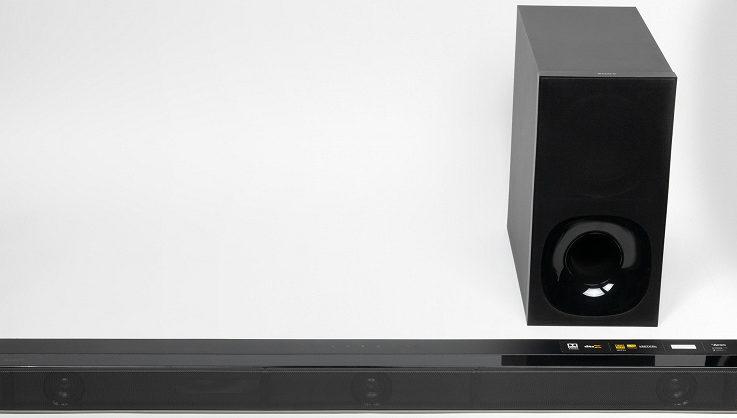 Sony HTZF9 5