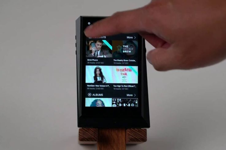 Tidal stopped working on Astell Kern players due to change of authentication system