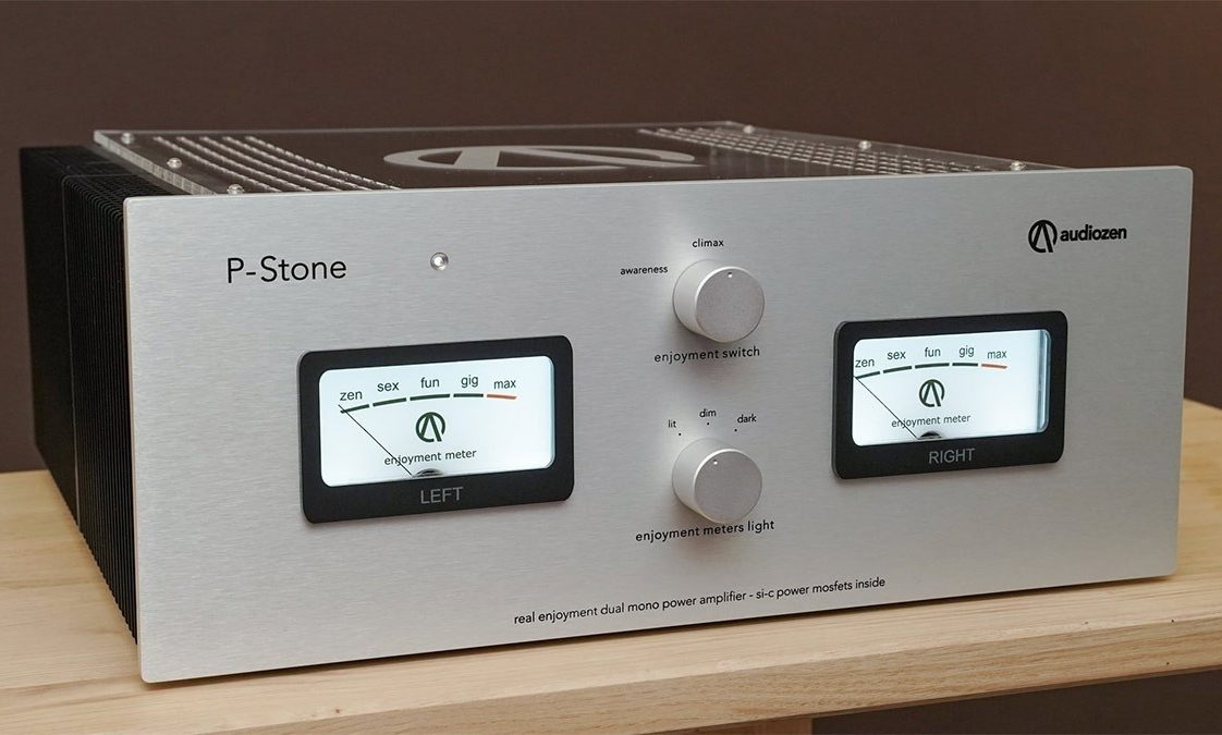 Audiozen P Stone