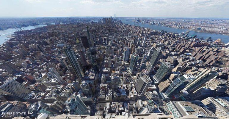 Worlds Largest Photo of New York City