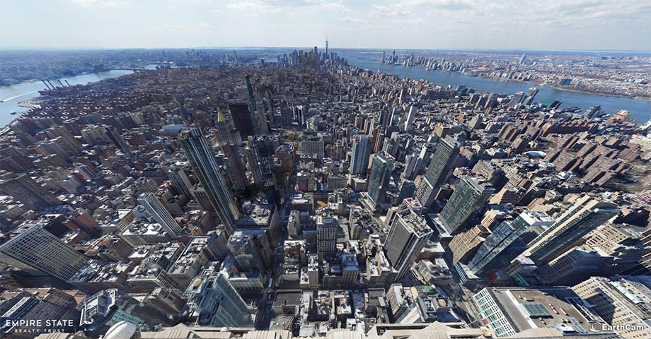 Worlds Largest Photo of New York City