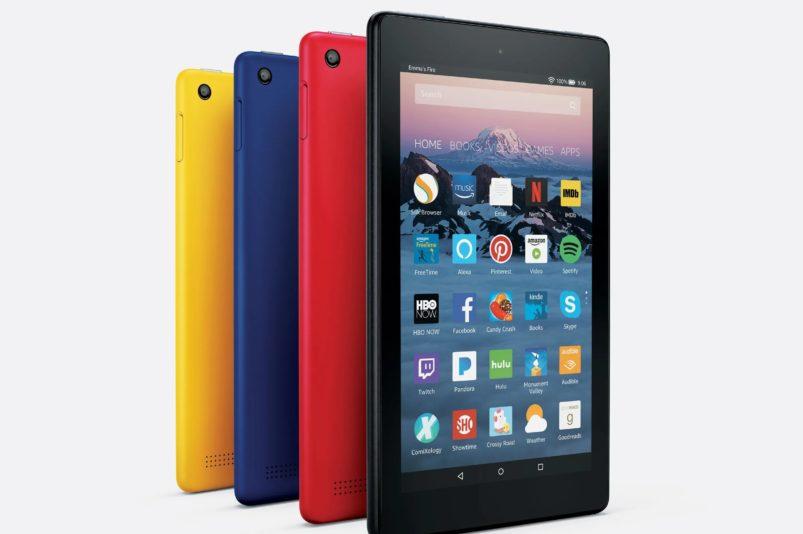 Comparison iPad Mini vs Amazon Kindle Fire