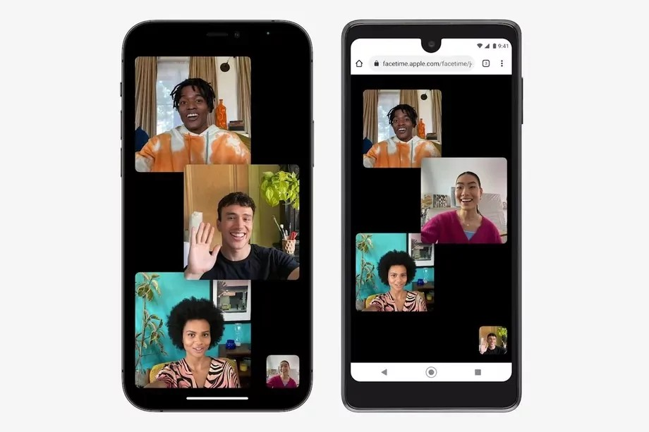 FaceTime can finally be used on Android and Windows