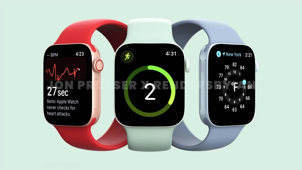 Future Apple Watch will be able to measure body temperature and blood sugar