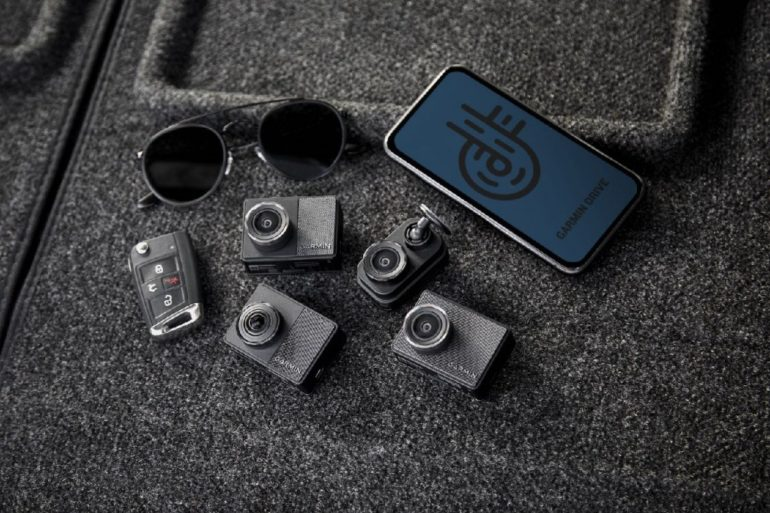 Garmin has updated line of compact DVRs family Dash Cam it includes devices Dash Cam Mini 2 Dash Cam 47 Dash Cam 57 and Dash Cam 67W 1