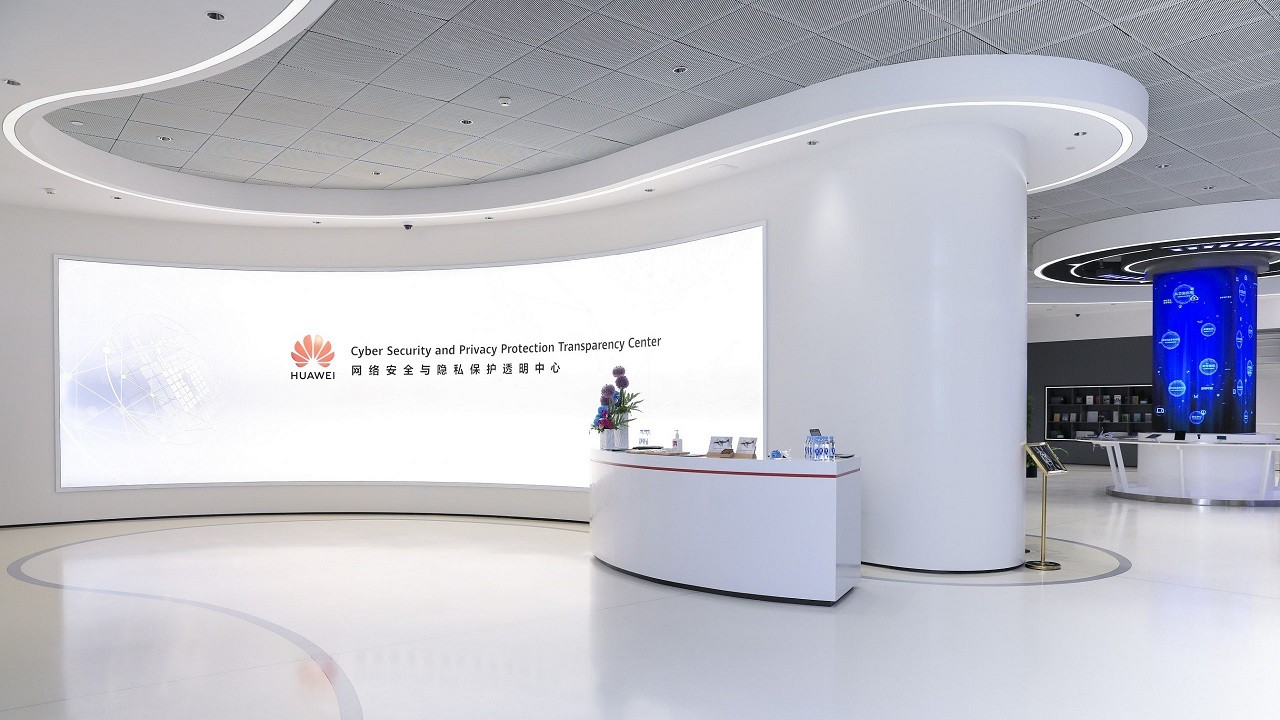Huawei opens a center for cybersecurity and privacy protection
