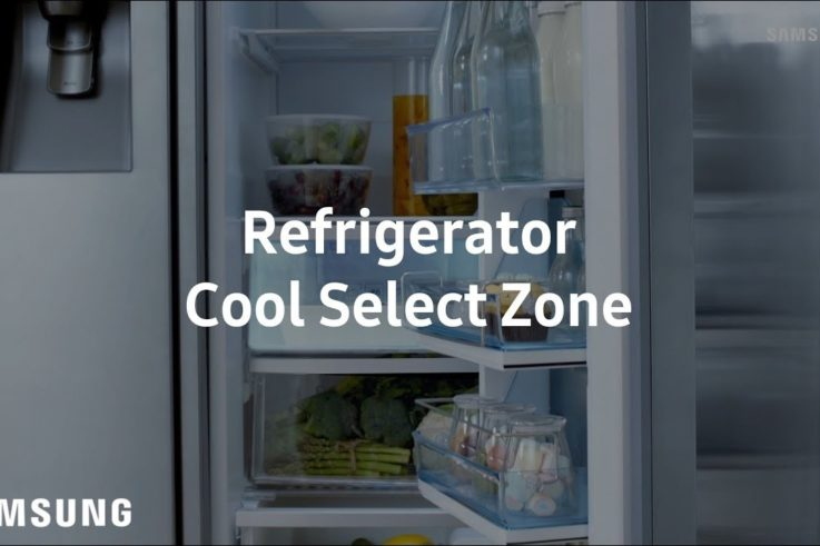 Samsung Cool Select Zone