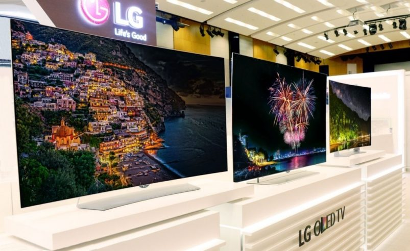 Analysts warn of possible shortage of OLED TVs
