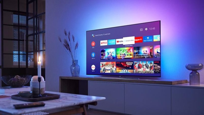 Android TV 12