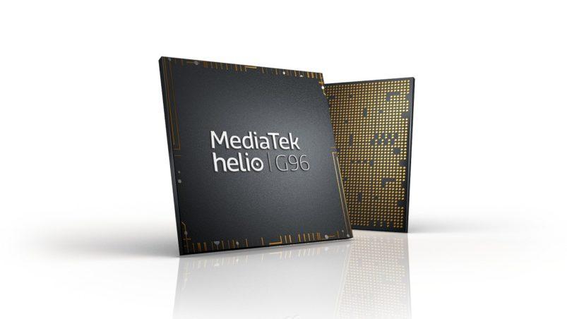 MediaTek Introduces Helio G96 and Helio G88 Processors