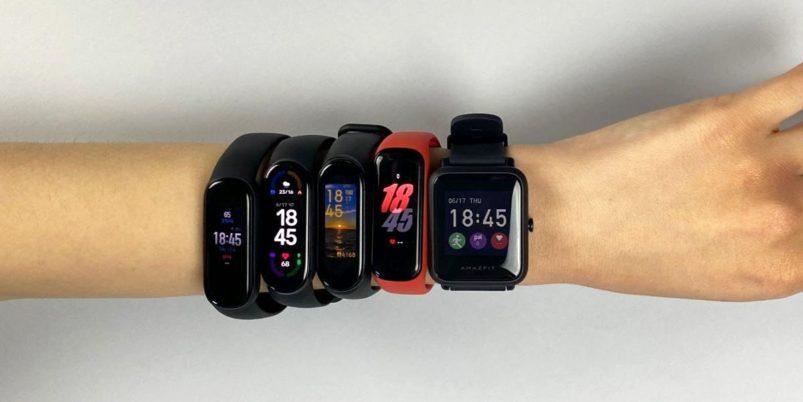 Top fitness bracelets of 2021