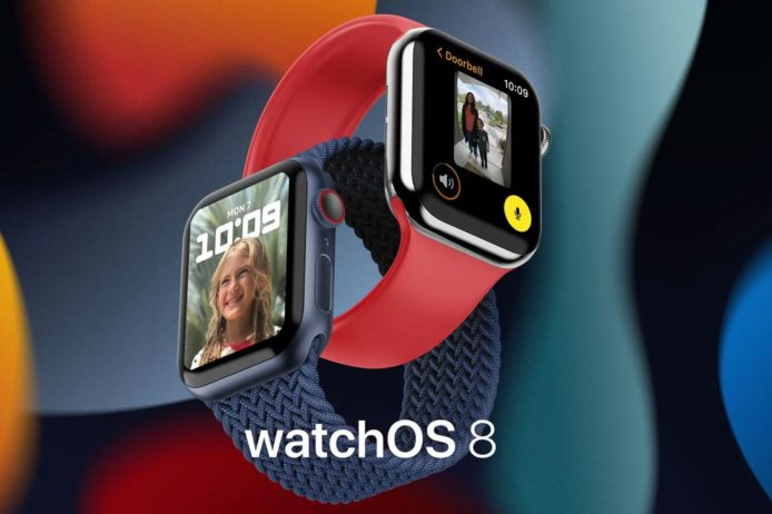 WatchOS 8 Apple releases fifth beta for developers